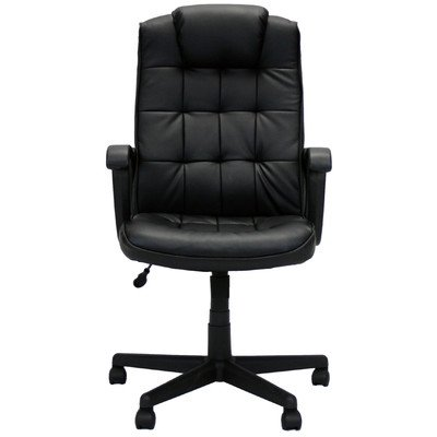 Furinno-WA-7068-Hidup-Boss-High-Back-Leather-Executive-Office-Chair