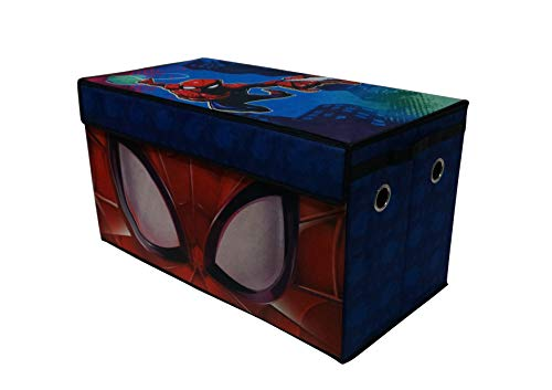 Marvel Spiderman Collapsible Storage Trunk, Red