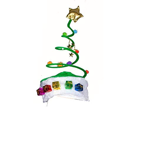 Prizes For Ugly Sweater Contest (Christmas Tree Coil Spring)