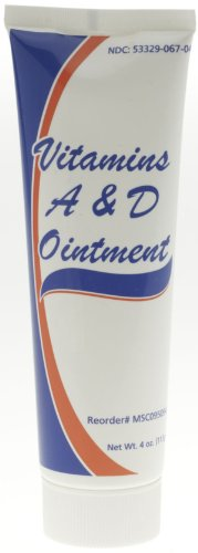 Ointment,A&D,Tube,4 OZ ()