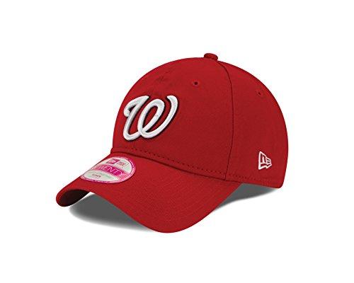MLB Washington Nationals Women's Essential 9Twenty Adjustable Cap