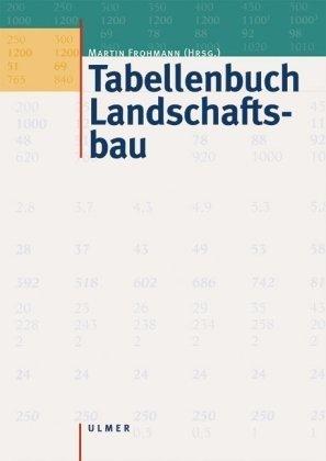 Tabellenbuch Landschaftsbau