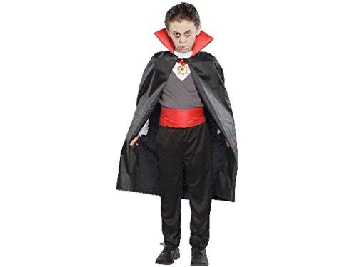 Seasons 3 Piece Vampire Halloween Costume S (4 Piece Vampire Costumes)