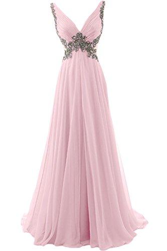 Missdressy - Vestido - para mujer rosa 2 mes