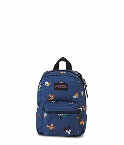 JanSport Unisex Disney Lil Break Pouch (Gang Dot)