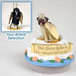 (Conversation Concepts Miniature Saluki Candle Topper Tiny One Pet Angel Ornament)