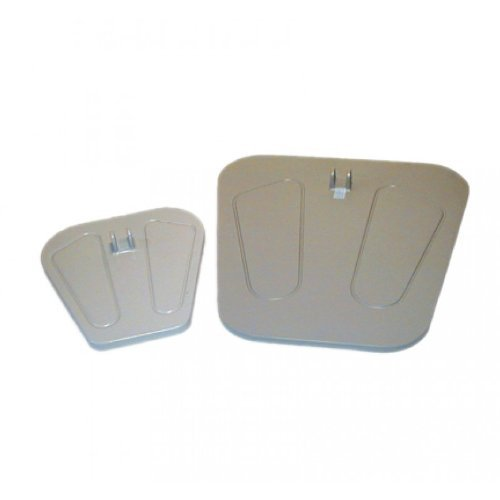 Baseline 12-0406 Back-Leg-Chest and MMT Accessory, Standard Lifting Platform
