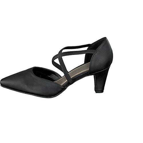 Tacco Klain black 224 Nero Donna 790 Jane 005 Con Scarpe dqXAB1w