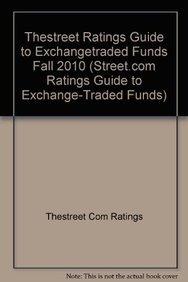thestreet ratings guide to exchange traded funds a quarterly rh amazon com Money Market Funds Rule of 72