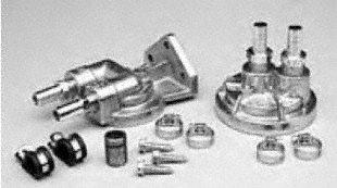 (Hayden Automotive 214 Remote Mount Filter Kit)