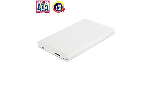 HUFAN 3.5 inch HDD External Case Hard Drive Accessorie Silver Support IDE Hard Drive
