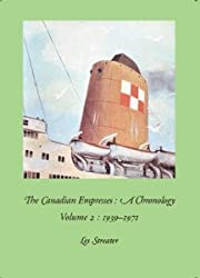 Canadian Empresses Vol 2: A Chronology 1939-1971