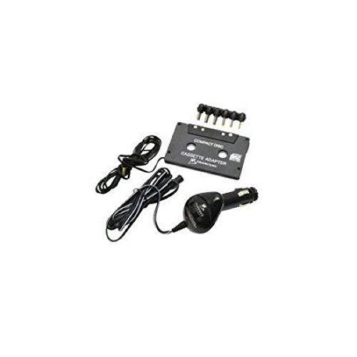 Mobile Spec Car Audio Universal Cassette Adapter for iPod and MP3 players