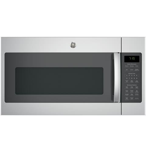 GE JNM7196SKSS 30'' Over-the-Range Microwave Oven in Stainless Steel