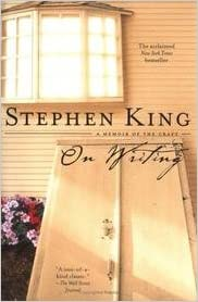 Image result for on writing stephen king
