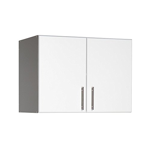 Prepac WEW-3224 - Elite Garage / Laundry Room Topper & Wall Cabinet with 2 Doors..