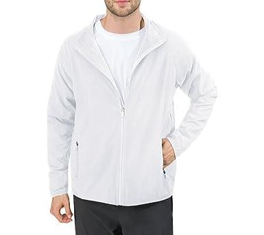 Fila Mens Fundamentals Lightweight Comfort Jacket