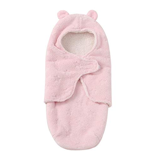 Amazon.com : Baby Supplies Gorgeous Pink Blanket Sleeping ...