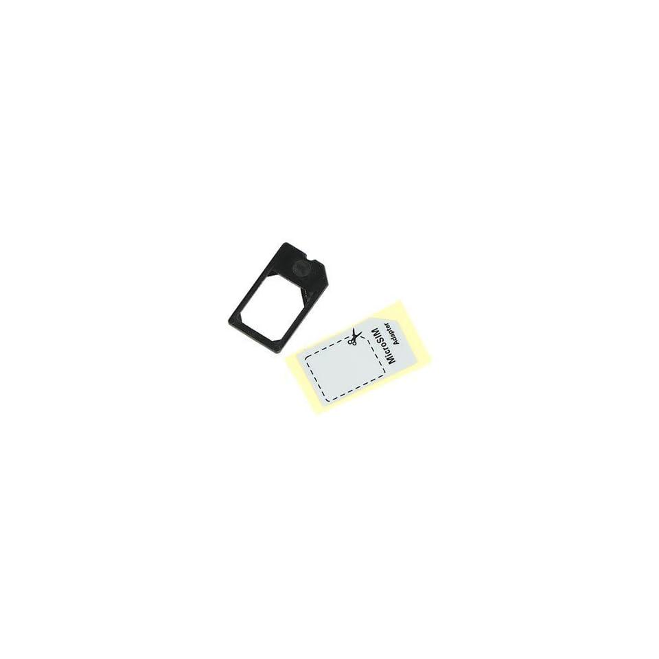 Micro SIM card adapter 3FF Mini UiCC (100% German Made)