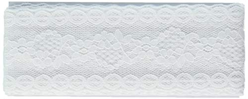 - Wright Products 117-306-030 Wrights Flexi Lace Hem Facing, 2-1/2 yd, White