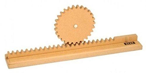 Simple Wooden Machine: Gear Rack Model, (92310)