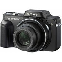 (Sony Cybershot DSC-H10 8.1MP Digital Camera with 10x Optical Zoom with Super Steady Shot)