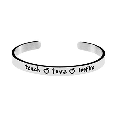 Joycuff Appreciation Stainless Bracelets Inspirational product image