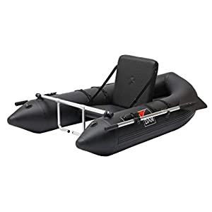 Belly Boat with Oars D-A-M