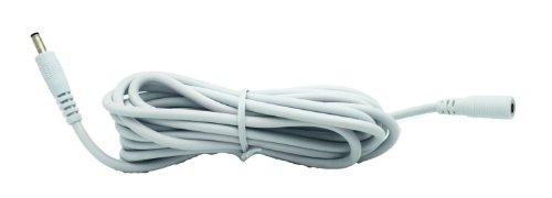 observeye F-1 Extension Cable For Foscam ,R2 ,FI8910W ,FI9821W ,FI8905W ,FI8904W, FI8918W ,Power AC Adapter 10 ft, White