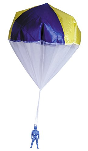 Aeromax Tangle Free Parachute Toy Party Pack (6 Piece Bundle) (Tangle Free Toy Parachute)