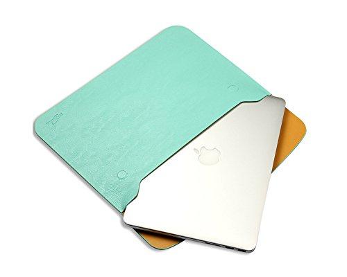 Funda Protectora Para Ordenadores Portátiles Bolsa Ordenador Portatil Funda Pc Notebook Caja Mint Green