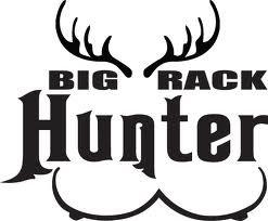 Big Rack Hunter Sticker