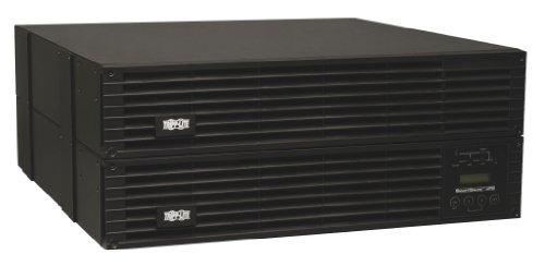 (Tripp Lite SU6000RT4UHV 6000VA 5400W UPS Smart Online Rackmount 6kVA PDU 200-240V 4URM, 4 Outlets)