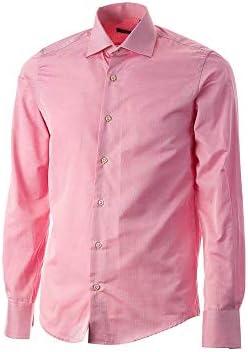 OSCAR STYLE Camisas Camisa N2 T:1 C:Fucsia Rosa XX-Small: Amazon.es: Ropa y accesorios