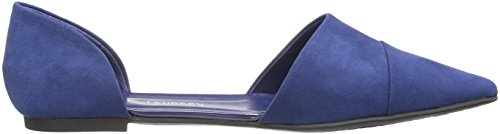 Women's Navy Suede D'orsay Does Easy Bright Chinese Laundry Flat It ORqw6xOAv