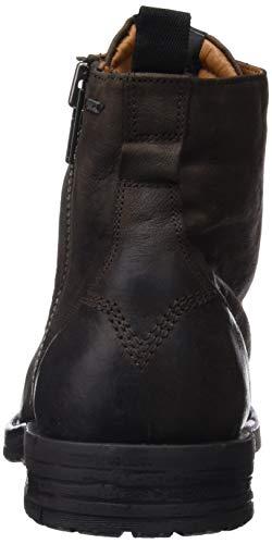Uomo 884 Cut Pepe Tom Med Stag Jeans Classici Boot Stivali Marrone Fq0qR