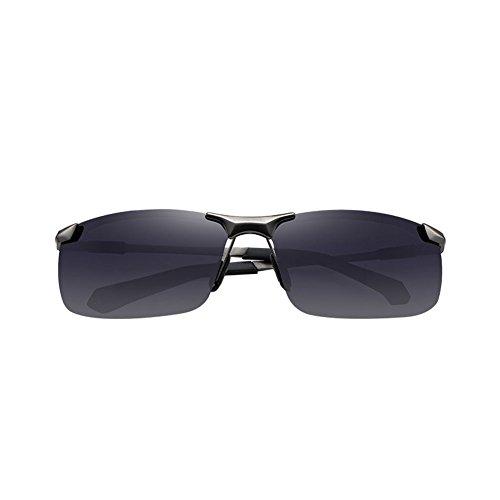 Gafas Conductor Conducción Hombres 2 Color Gafas de Pesca Sol Espejo Espejo DT 4 Gafas polarizador Conducción HTdqAH