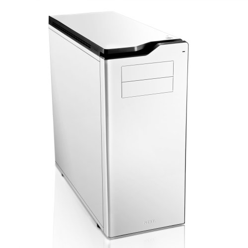 NZXT H630 Ultra Tower Computer Case, Glossy White (CA-H630F-W1) (Ultra Full Tower Computer Case)