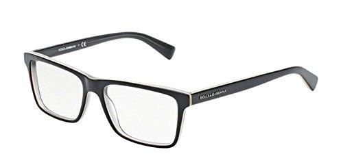 Dolce & Gabbana Men's DG3207 Eyeglasses