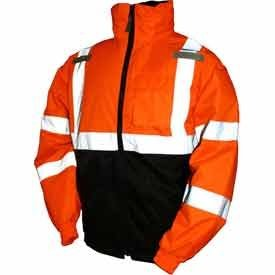 TINGLEY Rubber J26119 CL3 Bomber II Jacket, - Fire Jackets Dept