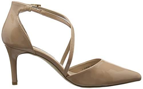Mujer Para Perkins Tacón Dorothy Zapatos Elsa De Punta Beige nude Cerrada 170 Con wZggqzn8a