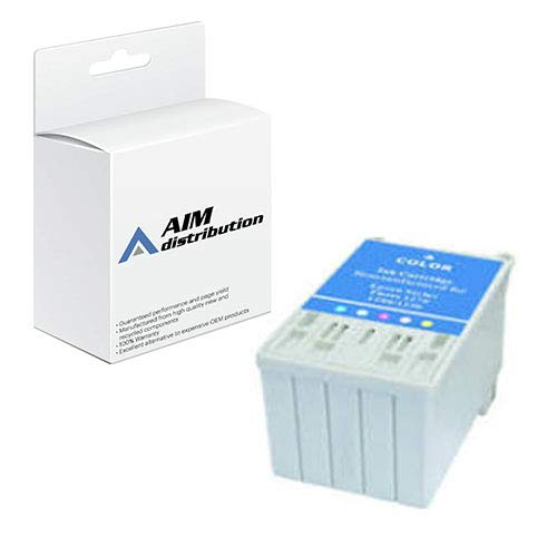 1280 Inkjet - AIM Remanufactured Replacement for Stylus Photo 900/1290 Color Inkjet (330 Page Yield) (T009201-US)