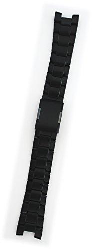 [カシオ]CASIO OCW-T1000B用チタンバンド(ベルト) +接続部品(ピン,Cリング)付き[時計]  B073N89GV6