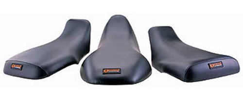 Quad Works Standard Seat Cover (Black) for 98-01 Yamaha GRIZZLY600 -  30-46098-01