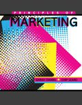 Principles of Marketing, Daniel, Sarah and Izard, Robert (Chip), 1465208240