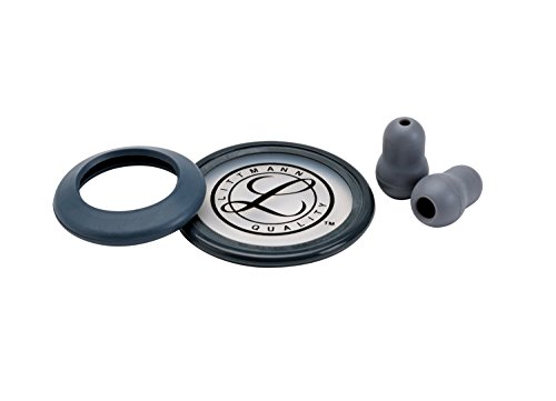 3M Littmann Stethoscope Spare Parts Kit, Classic II S.E., Grey, 40006