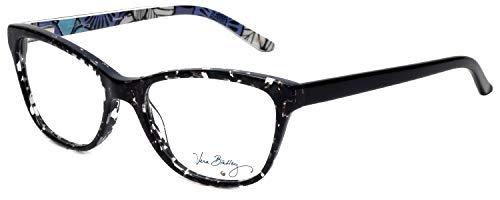 Vera Bradley Designer Reading Glasses Emerson in Blue Bayou ()
