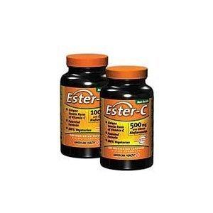 Ester C Powder W/citrus Bioflavanoids 8 Oz (3-pack) by American Health