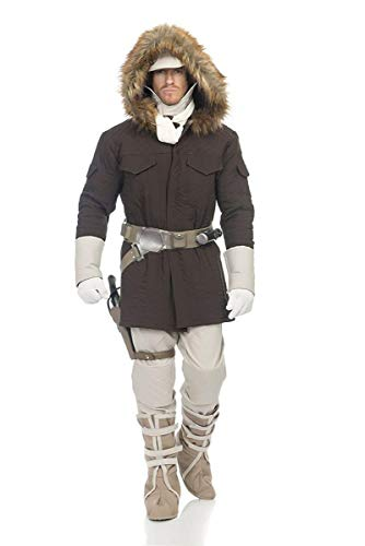 Star Wars Hoth Han Solo Adult Costume, Medium, -