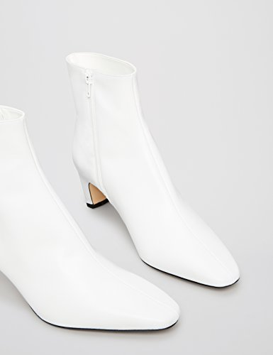 Finde Ankel Støvler Med Højt Skaft Hvid (hvid 010) VBH9aY